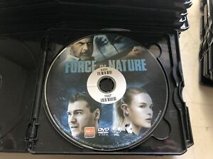 Force of Nature DVD Region 4 PAL #D123