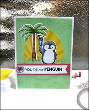 Valentine ~ Penguin ~ Penguin Card ~ Friendship ~ Anniversary ~ Best Friend