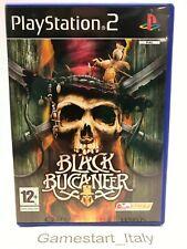 BLACK BUCCANEER - SONY PS2 - GIOCO USATO PERFETTAMENTE FUNZIONANTE PAL
