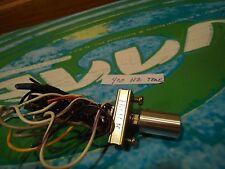 Marantz 4230 Quad Receiver Parting Out 400 Hz Switch + Cover