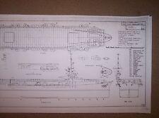 USS COMMENCEMENT BAY  ship boat model boat plans