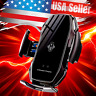 Cargador De Carro Rapido Inalambrico Para Iphone X, 8, 11 Pro max Samsung Galaxy