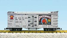 Usa Trains G Scale Out Brac Reefer 15026A South Pac/Pacemaker Apples (#41983)