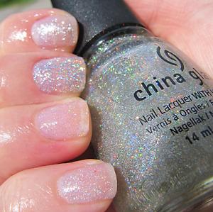 """China Glaze Pro Polish """"FAIRY DUST""""  9M"""