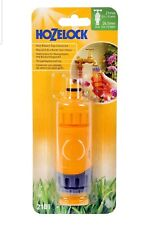 Hozelock Non - Return Outdoor Tap Connector 2181 Gardening Hosepipe Accessories