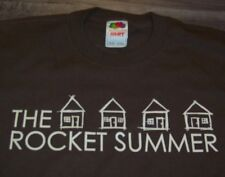 THE ROCKET SUMMER  The Militia Group Bryce Avary T-Shirt YOUTH LARGE 14-16 NEW
