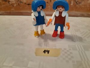 Playmobil Eskimo Inuit Polarforscher Kaputze Warm angezogen