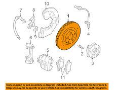 VOLVO OEM 01-09 S60 Front Brake-Disc Rotor 31471827