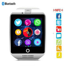 Bluetooth Smart Watch With Camera Facebook Whatsapp Sync for Android Women Girls