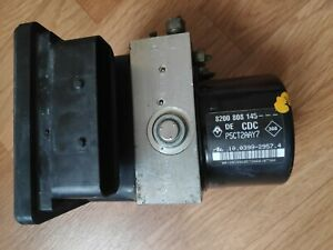 Bloc ABS Hydraulique Bloc Référence 8200808145 P5CT2AAY7  Renault Laguna 2