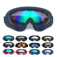 Motorcycle Riding Helmet Foam Padded Goggles Men ATV MX Off Road Eyewear Glasses