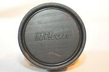 Nikon Nikonos lens front cap vintage for 35mm f/2.5 28mm f/3.5 Nikkor lens