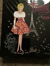 1965 IDEAL TAMMY DOLL with EVENING IN PARIS CASE