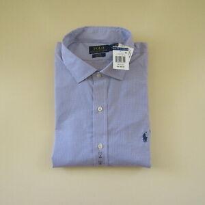 Polo Ralph Lauren Men's Shirt Authentic! Slim Fit