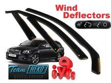 TOYOTA  AVENSIS ESTATE / WAGON  2003 - 2009 Wind deflectors 4.pc  HEKO   29363