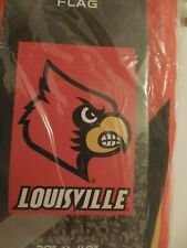 University of Louisville, Red Cardinal Bird, College Team decorative House Flag