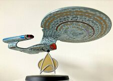 Star Trek The Next Generation Enterprise-D (100% Complete)(Corgi)