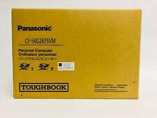 """PANASONIC TOUGHBOOK CF-54G2675VM i5-7300U, 256GB SSD, 4G LTE, TPM 2.0, 14"""" HD"""