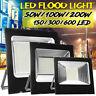 30W/50W/100W/150W/200W LED Fluter Flutlicht Außen Scheinwerfer Gartenlampe Weiß