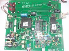 TEYTEL SA TYT - 163 CONTADOR DE ENERGIA CC PLACA ELECTRONICA ***
