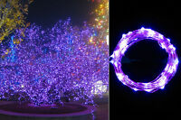 Warm White 100 LED 10M Fairy String Lights Christmas Tree Xmas Party Wedding