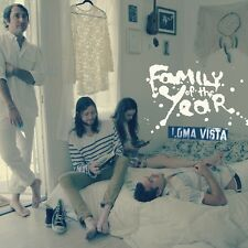FAMILY OF THE YEAR - LOMA VISTA  CD NEU