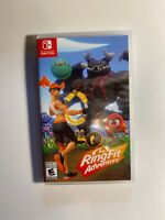 Ring Fit Adventure -- Standard Edition (Nintendo Switch, 2019) Game Only