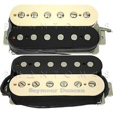 Seymour Duncan SH-5 Custom Bridge & SH-1n 59 PAF Neck Humbucker Pickup Set ZEBRA