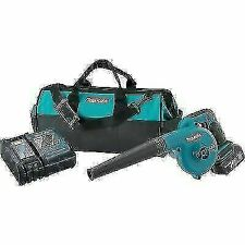 Makita DUB182 18V Lithium-Ion Cordless Leaf Blower Kit