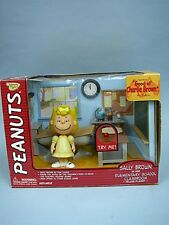 Sally Brown In Her Elementary School Classroom MIB by Playing Mantis 2002