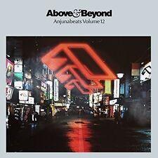 Anjunabeats, Vol. 12 - Above & Beyond (CD Digipak, 2016, 2 Discs, Anjunabeats)
