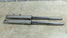97 Yamaha XV535 XV 535 S Virago front forks fork tubes shocks right left