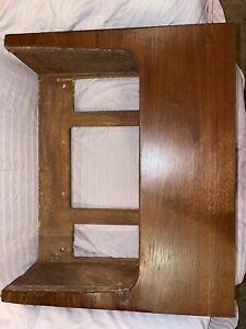 Marantz WC-22 Vintage Walnut Cabinet Fits 2275, 2230,Restored W/feet.no Metal