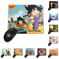 Personalized Customized Anime Dragon Ball Mouse Pad Mousepad PC Mat