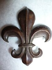 The Manchester Regiment, Officer's WW2 Bronze Cap Badge (Fleur de Lys)