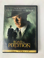 Road to Perdition DVD Full Screen Tom Hanks