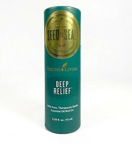 Young Living Essential Oils Deep Relief Roll-on NEW