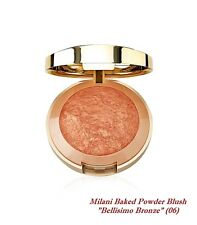 Milani Baked Powder Brush - Bellisimo Bronze (06)