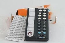 X10 Camera Control Remote Control Black Model Cr12A For X-10 Home Automation