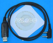 Câble de Programmation USB pour Midland Kenwood PUXING LINTON QUANSHENG FDC