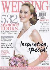 Wedding Magazine Gowns Dresses Bridal Hair Flowers Photography Honeymoons 2013