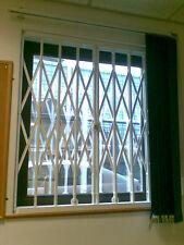 WINDOW / DOOR SECURITY GRILLES CONCERTINA SHUTTER GRILL INSTALLATION