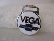 19?? Chevrolet   Vega  Cloisonne  Key fob  (8934)