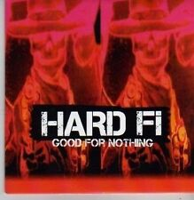 (CB75) Hard-Fi, Good For Nothing - 2011 DJ CD