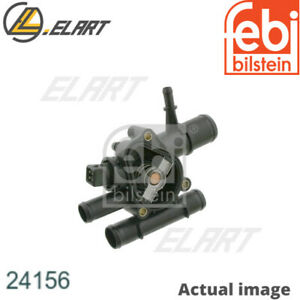 ENGINE COOLANT THERMOSTAT FOR RENAULT VAUXHALL OPEL ESPACE IV JK0 1 FEBI