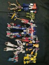 Hasbro Transformers Classic Generation rotf  Prime Action Figure and parts lot