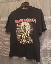 iron maiden shirt 2009 Killers Metal Judas Priest motorhead
