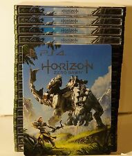 HORIZON ZERO DAWN G2 - Steelbook Case Only PS4 Exclusive (No Game Included)