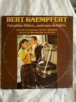 Bert Kaempfert Fabulous Fifties record lp vinyl