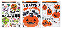 IMPACT INNOVATIONS* Reusable WINDOW CLINGS Decoration HALLOWEEN *YOU CHOOSE*